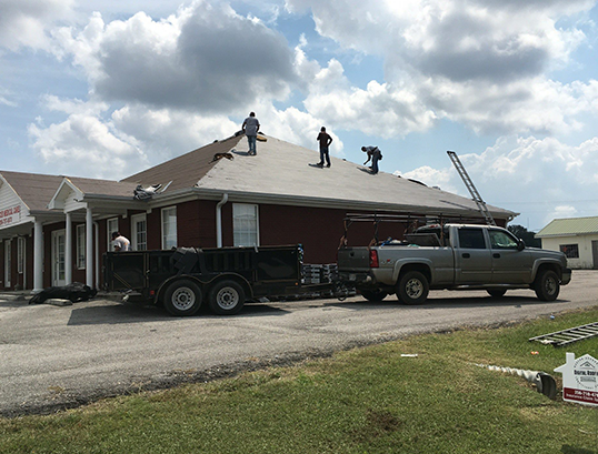 Roofers Decatur Al Voted 1 Roofing Company In Decatur Al