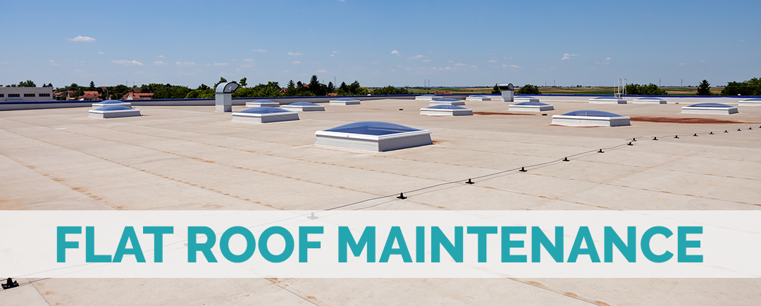 Flat Roof Maintenance Decatur