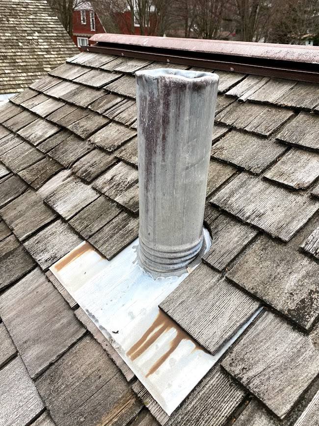 parts of your roof