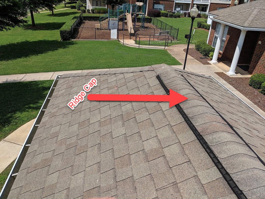 Why Ridge Cap Is An Important Piece To Your Roofing System?